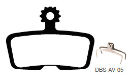 Disc Brake Pads-AVID: DPS-AV-05-X-B