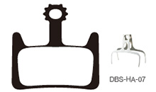 Disc Brake Pads-HAYES: DPS-HA-07-X-B