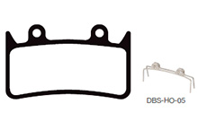 Disc Brake Pads-HOPE: DPS-HO-05-X-B