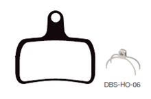 Disc Brake Pads-HOPE: DPS-HO-06-X-B