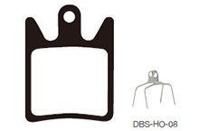 Disc Brake Pads-HOPE: DPS-HO-08-X-B