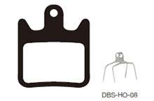 Disc Brake Pads-HOPE: DPS-HO-09-X-B