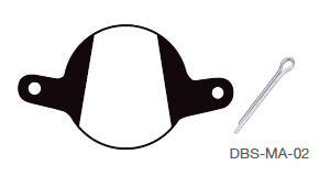 Disc Brake Pads-MAGURA: DPS-MA-03-X-B