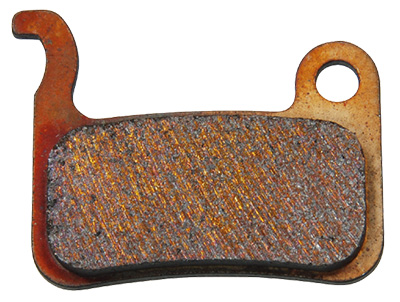 Disc Brake Pads-OPTIO DISK BRAKE PADS Metal : >60 % Metal